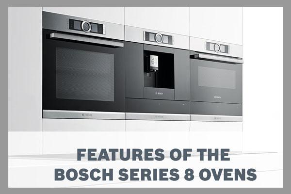 [Tư vấn] chức năng lò nướng Bosch 2