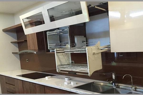 [Tư vấn] phụ kiện tủ bếp gồm những gì? 2