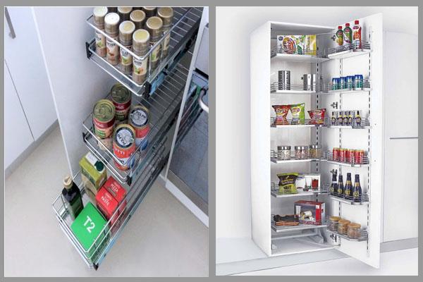 [Tư vấn] phụ kiện tủ bếp gồm những gì? 3