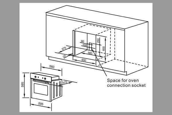 [Tư vấn] lò nướng âm tủ loại nào tốt? 4
