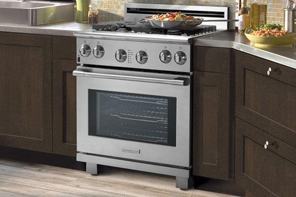 [Tư vấn] bếp tủ liền lò loại nào tốt 5