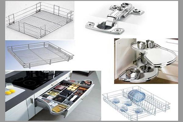 Báo giá phụ kiện tủ bếp thông minh 1