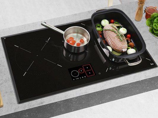 Hình ảnh lắp đặt thực tế bếp từ Teka IRF 9480 TFT
