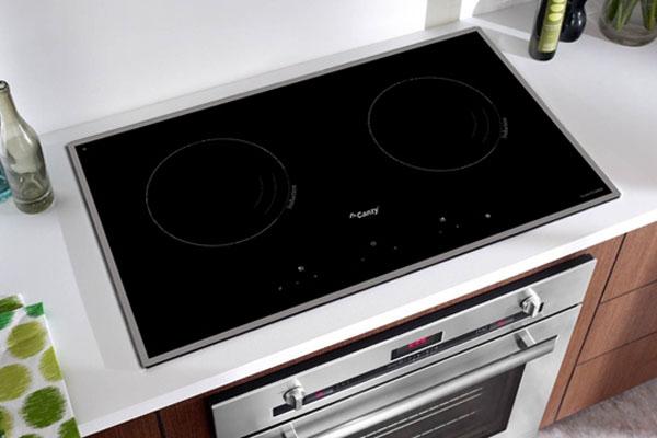 Hình ảnh thực tế bếp từ Canzy CZ-935
