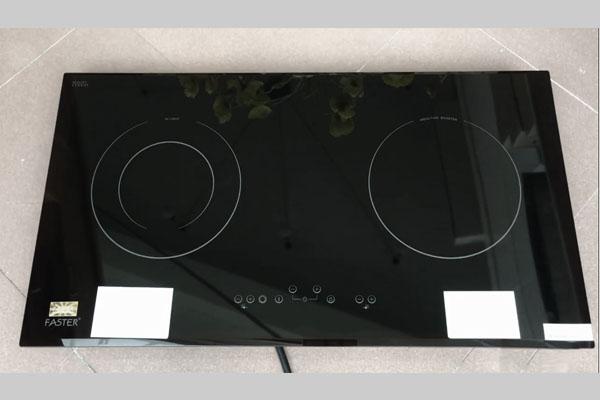Hình ảnh thực tế bếp từ Faster FS 2SI