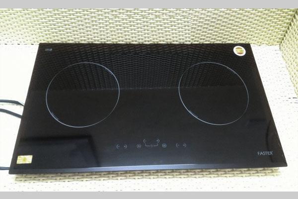 Hình ảnh thực tế bếp từ Faster FS ID288