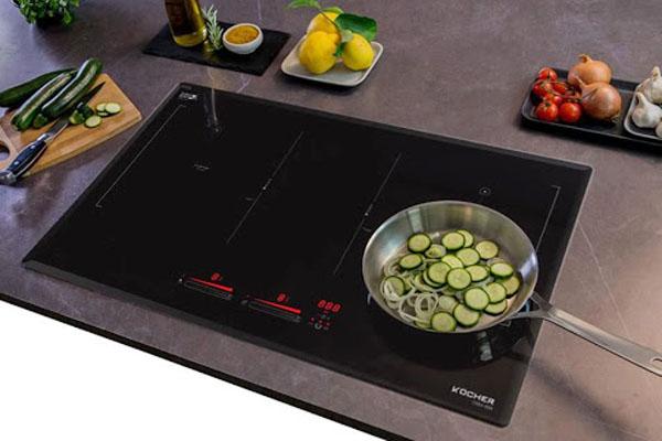 Hình ảnh thực tế bếp từ Kocher DIB4-888