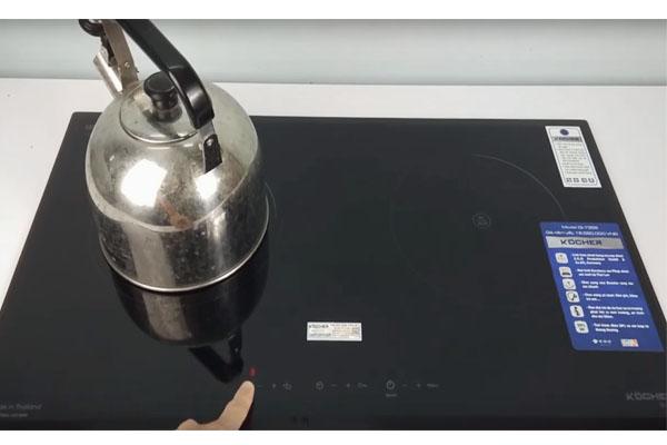 Hình ảnh thực tế bếp từ Kocher DI-735S