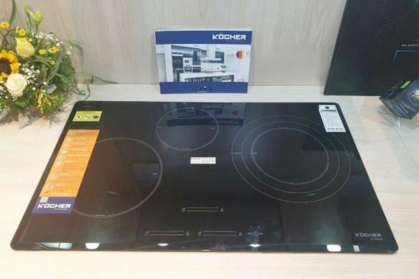 Hình ảnh thực tế bếp từ Kocher DI 855GE