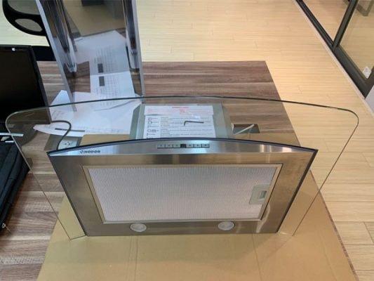 Hình ảnh thực tế máy hút mùi Nodor COSMOS 70