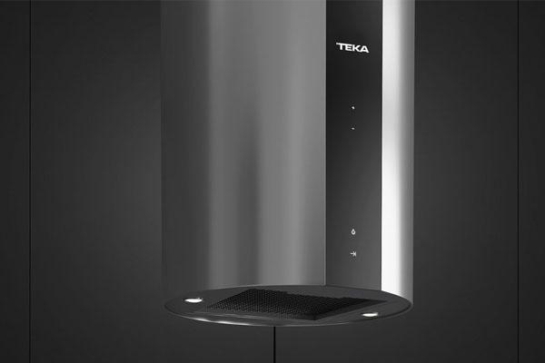 Hình ảnh thực tế máy hút mùi Teka CC485