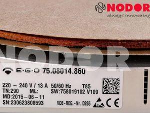 Bếp từ Nodor IWC 27P 9