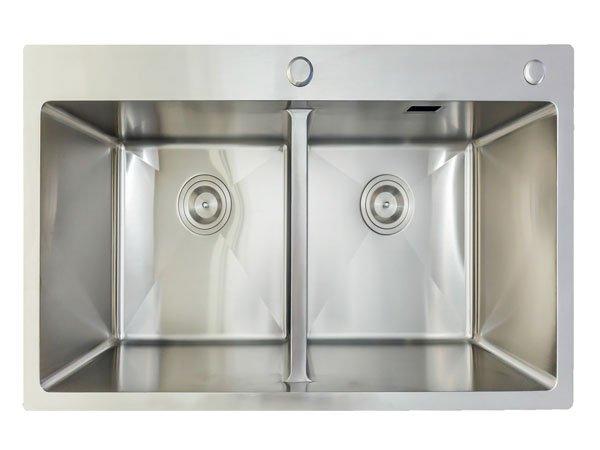 Chậu rửa + vòi rửa bát Konox Switzerland 1