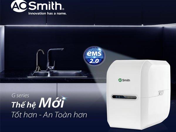 Khuyến mại máy lọc nước Aosmith (USA) 3