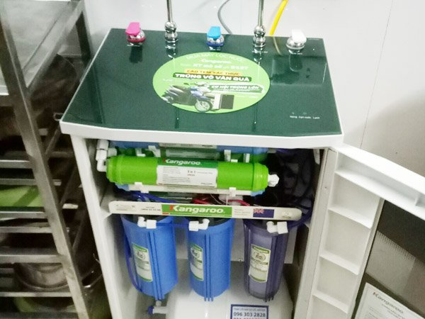 Máy lọc nước Kangaroo KG100HQ 2