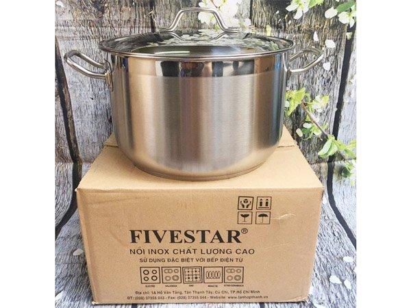 nồi luộc gà cho bếp từ của Fivestar 30cm
