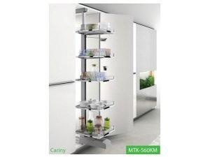 Tủ đồ khô 5 tầng Cariny MTK-550KM/560KM