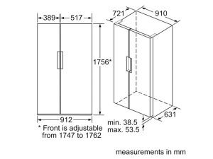 Tủ lạnh Bosch KAN92LB35 3