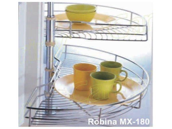 Mâm xoay tủ bếp Cariny MX-180/180D 1