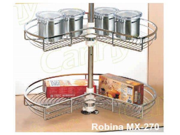 Mâm xoay tủ bếp Cariny MX-270/270D 1