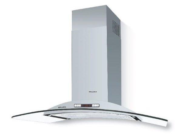 Máy hút mùi Malloca MC 9085 900 LCD 1