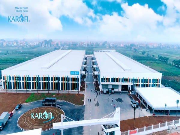 Máy lọc nước công nghiệp Karofi 1000L/H