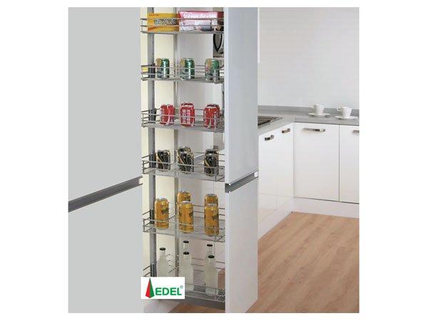 Tủ đồ khô 4 tầng Edel GK03-450/450S 1