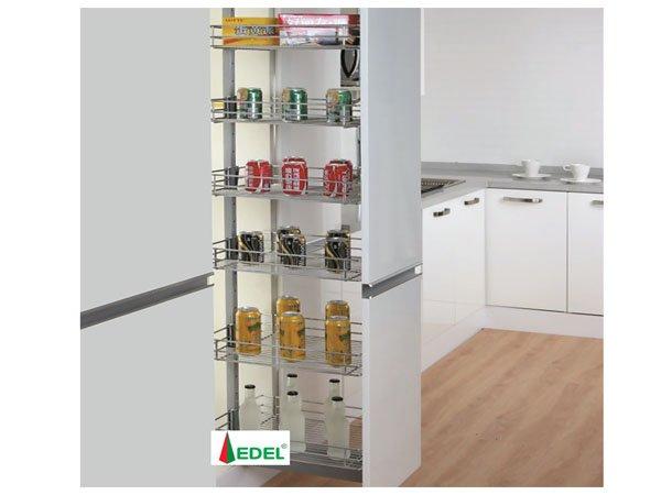 Tủ đồ khô 6 tầng Edel GK02-450/450S 1