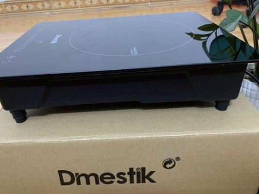 Hình ảnh thực tế bếp từ đơn Dmestik DK88