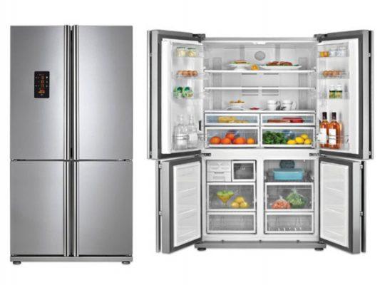 Hình ảnh thực tế tủ lạnh Teka NFE4 900 X