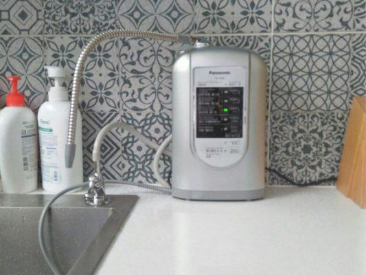 Máy lọc nước Panasonic TK-AS45 4