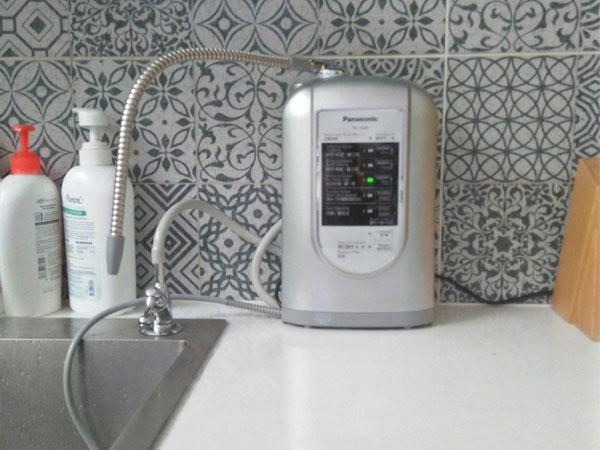 Máy lọc nước Panasonic TK-AS45 2