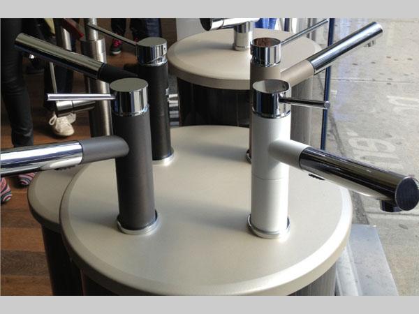 Vòi rửa chén bát inox 304 Blanco ALTA Compact