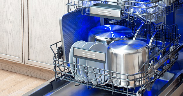máy rửa chén Texgio