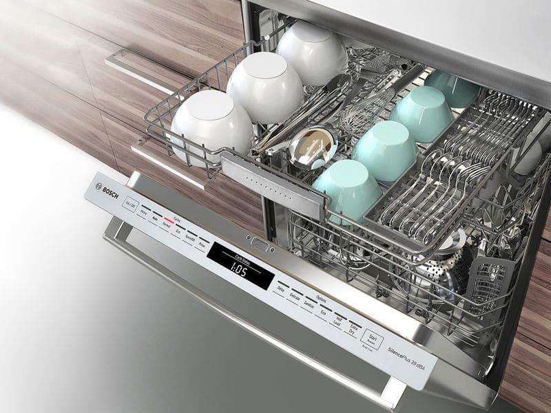 máy rửa chén Bosch có tốt không