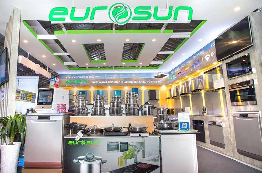 máy rửa chén Eurosun có tốt không