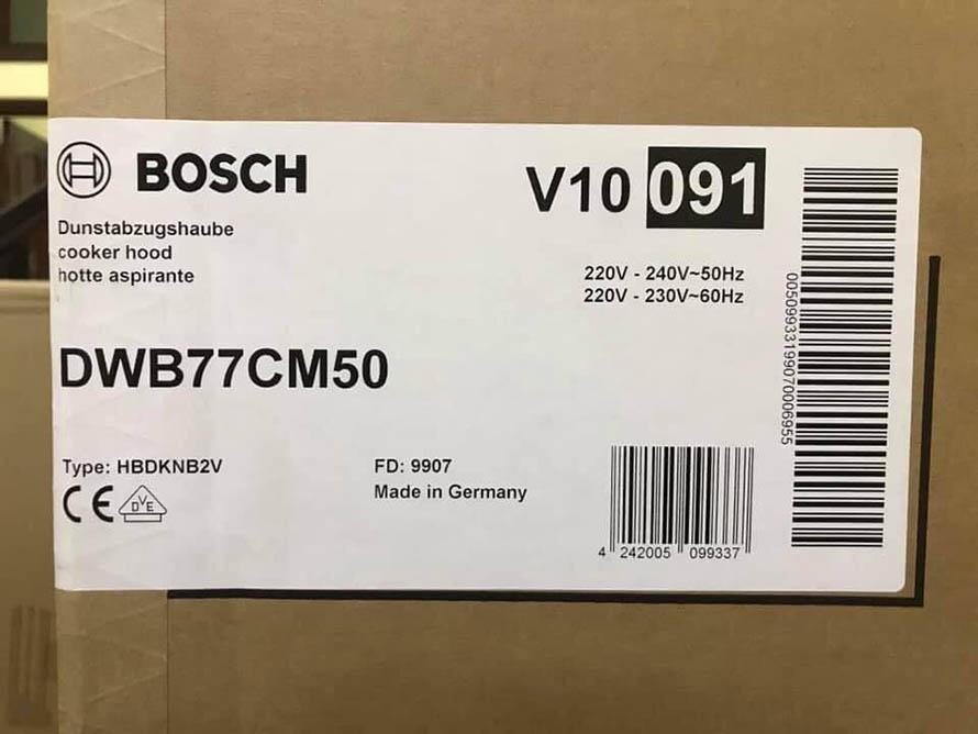 may hut mui Bosch chinh hang san xuat tai Đức, Tay Ban Nha, Tho Nhi Ky