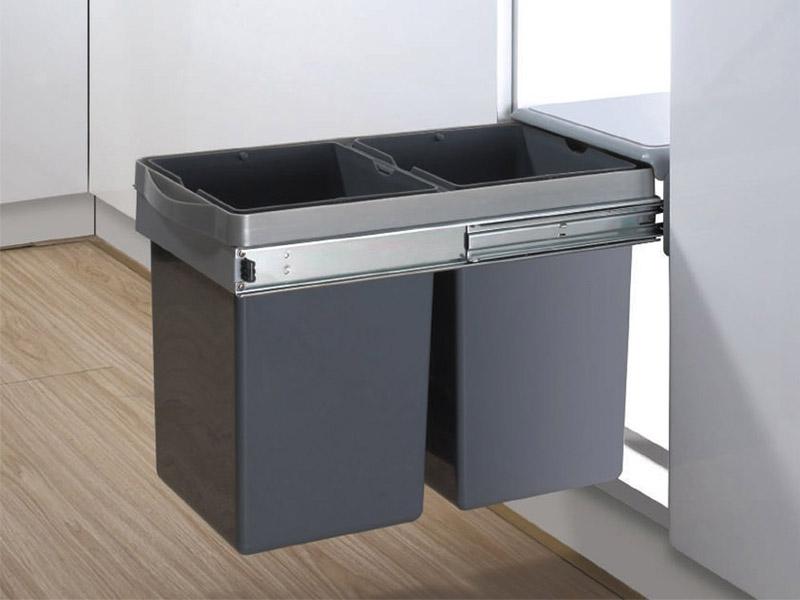 thùng rác gắn cánh Eurogold