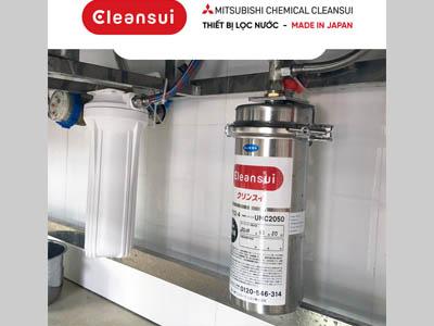 may loc nuoc Mitsubishi Cleansui