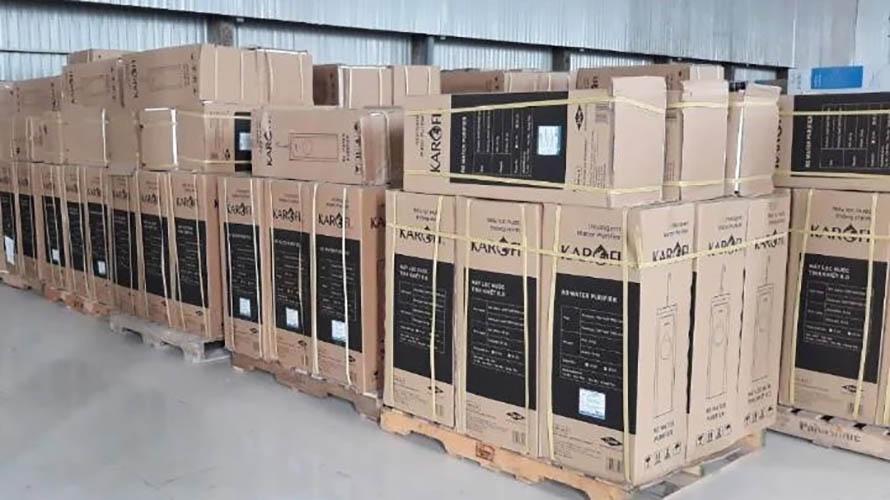 tổng kho máy lọc nước Karofi giá rẻ